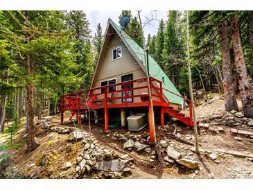 Photo one of 198 Castlewood Dr Evergreen CO 80439 | MLS 2998917