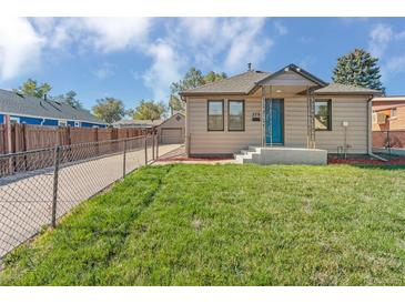 Photo one of 379 S Raleigh St Denver CO 80219 | MLS 3003670