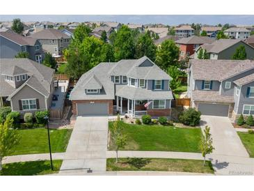 Photo one of 12189 Grass River Trl Parker CO 80134 | MLS 3053741
