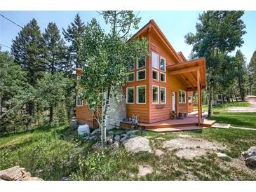 Photo one of 28311 Evergreen Dr Conifer CO 80433 | MLS 3057496