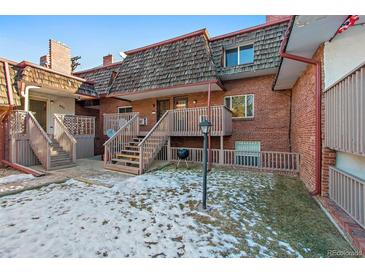 Photo one of 5491 E Warren Ave # 224 Denver CO 80222 | MLS 3083831