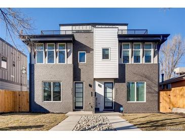 Photo one of 3167 W 26Th Ave Denver CO 80211 | MLS 3091030