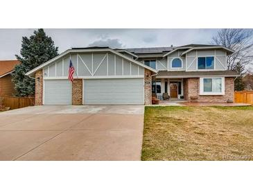 Photo one of 8803 S Indian Creek St Highlands Ranch CO 80126 | MLS 3100166