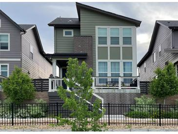 Photo one of 4100 Albion St # 1507 Denver CO 80216 | MLS 3149722