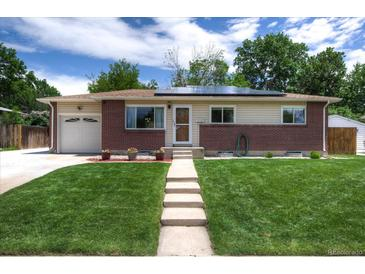 Photo one of 6758 Lewis St Arvada CO 80004   MLS 3162745