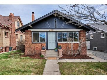 Photo one of 4631 W Moncrieff Pl Denver CO 80212 | MLS 3169492