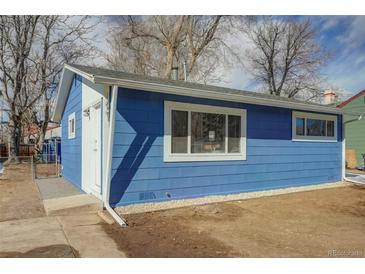 Photo one of 1621 S Yates St Denver CO 80219 | MLS 3183454