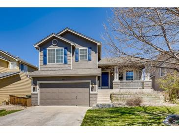 Photo one of 515 Stellars Jay Dr Highlands Ranch CO 80129   MLS 3215106