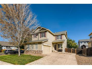 Photo one of 10534 Victor St Commerce City CO 80022 | MLS 3258992