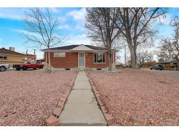Photo one of 1920 W 79Th Way Denver CO 80221 | MLS 3267971