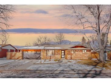 Photo one of 5955 S Logan Ct Centennial CO 80121 | MLS 3290306