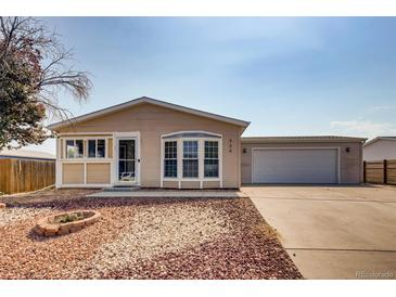 Photo one of 324 Apache Pl Lochbuie CO 80603 | MLS 3321392
