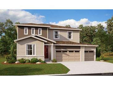 Photo one of 4532 Rapport Dr Castle Rock CO 80104 | MLS 3367606