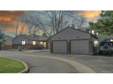 Photo one of 1010 Homestake Dr # 2-B Golden CO 80401 | MLS 3455605