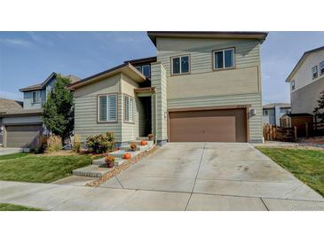 Photo one of 17277 E 108Th Pl Commerce City CO 80022 | MLS 3460623