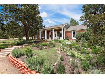 Photo one of 1380 Woodmoor Dr Monument CO 80132   MLS 3505981
