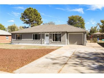 Photo one of 1248 Quentin St Aurora CO 80011   MLS 3522015