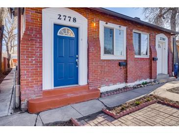 Photo one of 2778 W 2Nd Ave Denver CO 80219 | MLS 3522805