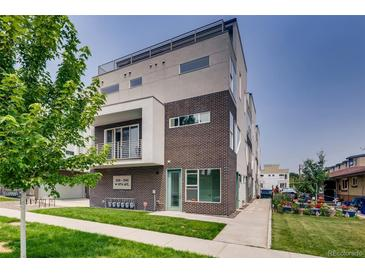 Photo one of 3141 W 19Th Ave Denver CO 80204   MLS 3526434