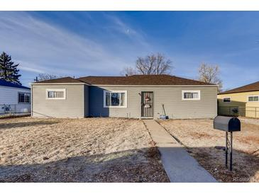Photo one of 775 Victor St Aurora CO 80011 | MLS 3544437