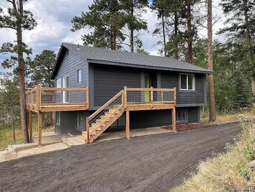Photo one of 26262 Rea Ave Conifer CO 80433 | MLS 3577606