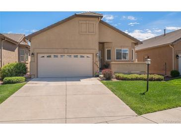 Photo one of 2336 Creek Valley Cir Monument CO 80132 | MLS 3603003