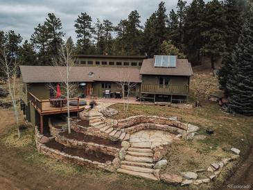 Photo one of 157 S Lookout Mountain Rd Golden CO 80401 | MLS 3636479