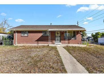 Photo one of 6805 W Colorado Dr Lakewood CO 80232   MLS 3638186