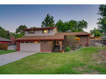 Photo one of 13497 Antares Dr Littleton CO 80124 | MLS 3660430