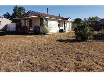 Photo one of 700 S Raleigh St Denver CO 80219 | MLS 3679888