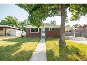 Photo one of 6012 Holland St Arvada CO 80004 | MLS 3855032