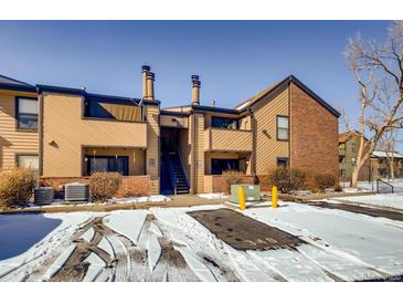 Photo one of 11901 E Harvard Ave # 104 Aurora CO 80014 | MLS 3860734