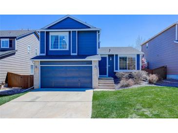Photo one of 2578 Foothills Canyon Ct Highlands Ranch CO 80129 | MLS 3877675
