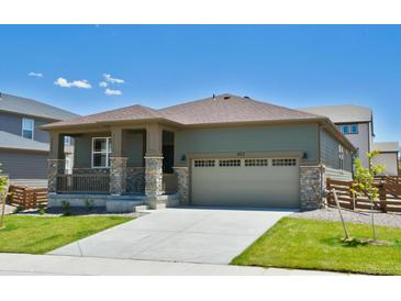 Photo one of 472 Gold Hill Dr Erie CO 80516 | MLS 3920565