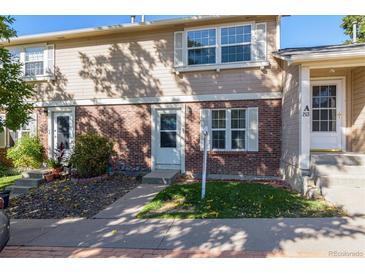 Photo one of 1513 S Ouray Cir # B Aurora CO 80017 | MLS 3938477