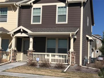 Photo one of 15612 E 96Th Way # 10D Commerce City CO 80022   MLS 3967668