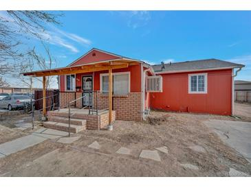 Photo one of 7190 Birch St Commerce City CO 80022   MLS 4001654