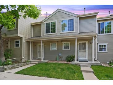 Photo one of 1818 S Quebec Way # B13-3 Denver CO 80231 | MLS 4007806
