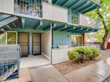 Photo one of 2401 S Gaylord St # 101 Denver CO 80210   MLS 4039385