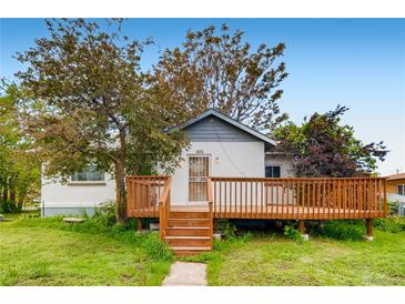 Photo one of 6801 Leyden St Commerce City CO 80022   MLS 4058015