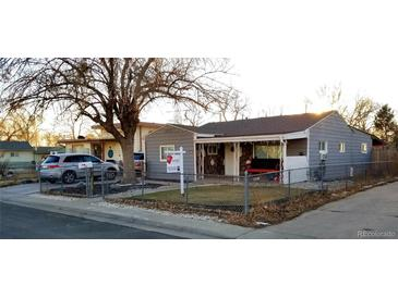 Photo one of 6661 Birch St Commerce City CO 80022 | MLS 4095860