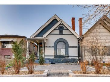 Photo one of 2837 W 36Th Ave Denver CO 80211 | MLS 4106373