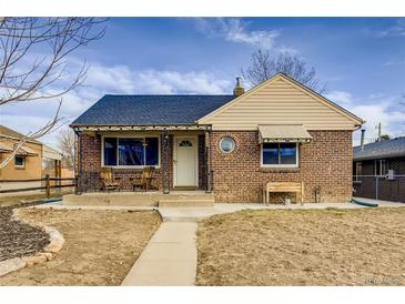 Photo one of 4208 Decatur St Denver CO 80211 | MLS 4132364