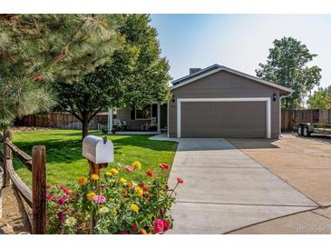 Photo one of 3832 S Ouray Way Aurora CO 80013 | MLS 4138934