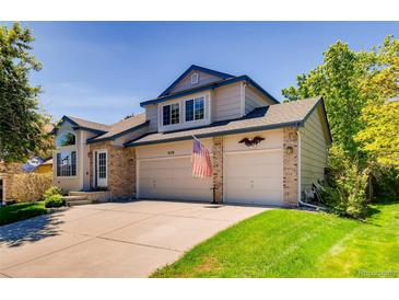 Photo one of 3578 Miners Ct Highlands Ranch CO 80126 | MLS 4149944