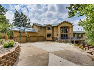 Photo one of 5699 Northwood Dr Evergreen CO 80439 | MLS 4161066