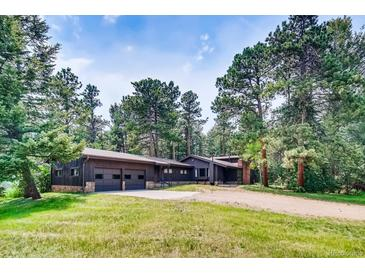 Photo one of 26020 Clear View Dr Golden CO 80401 | MLS 4182115