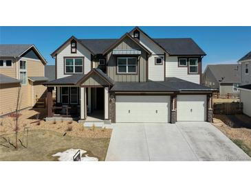 Photo one of 8744 El Diente St Arvada CO 80007 | MLS 4212765