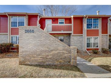 Photo one of 2666 E Otero Pl # 5 Centennial CO 80122 | MLS 4260275