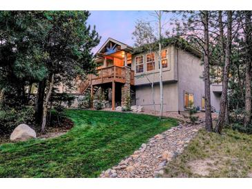Photo one of 20323 Bald Mountain Ct Monument CO 80132   MLS 4309247